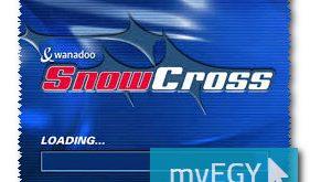 لعبة snow cross