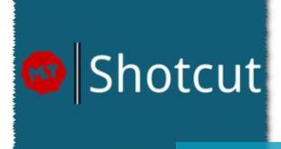 برنامج shotcut
