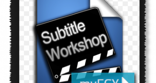 تحميل برنامج Subtitle Workshop