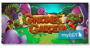 تحميل لعبة حديقة التماثيل Gnomes Garden 3