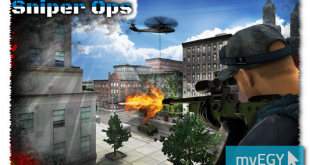 تحميل لعبة قتال Shooter Sniper