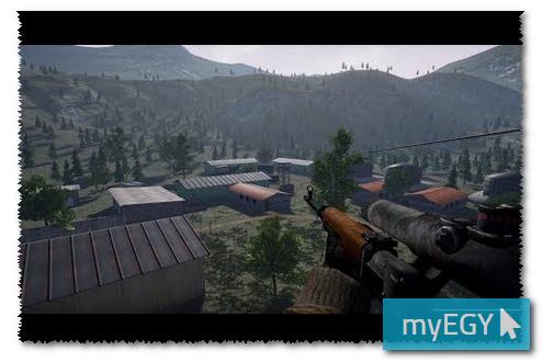 صورة من مستويات لعبة أي جي أي