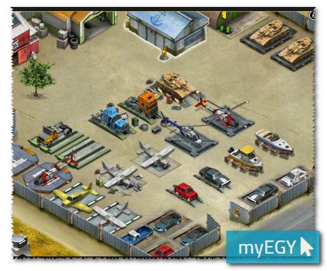 صورة من مستويات لعبة كراج تصليح السيارات