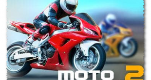 لعبة Moto racing