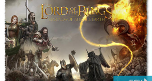 the lord of the rings game