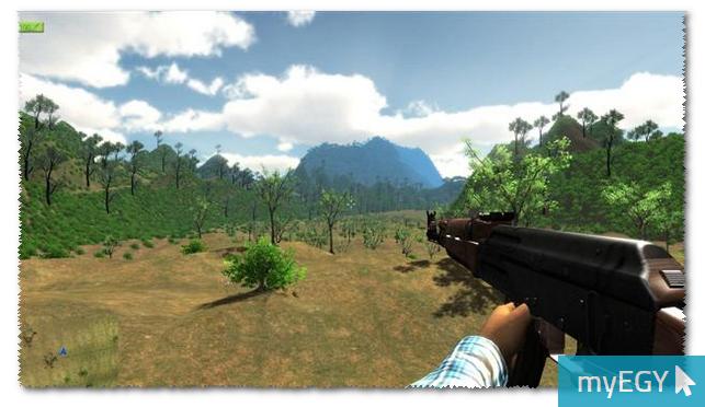 صورة من واجهة لعبة كومبلكس روتس